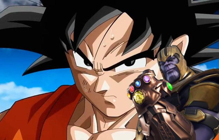 Goku Vs Thanos: Goku Vs Thanos, Quien Gana En Un Combate