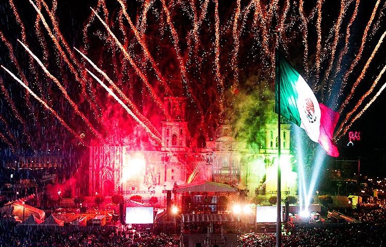 Cómo se celebra en México el día de la independencia ...