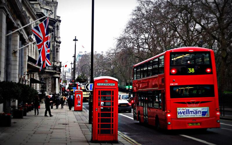 Diferencias entre Inglaterra y Londres