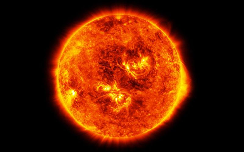 Diferencias entre Sol y Tierra