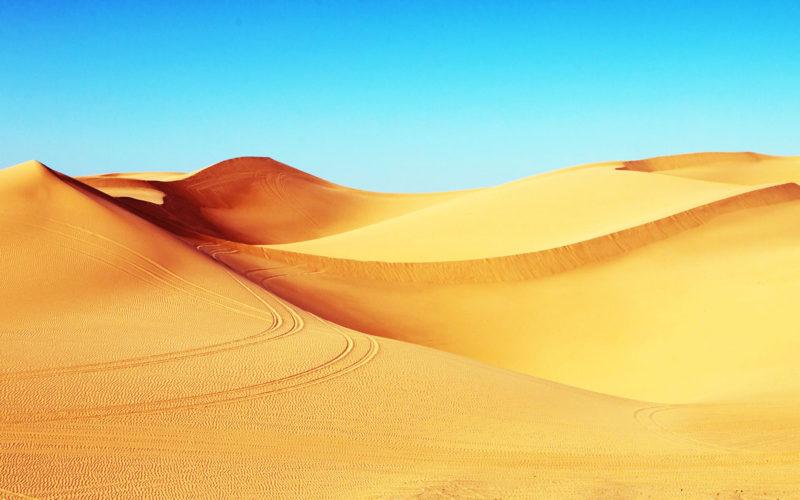 Diferencias entre arena y tierra