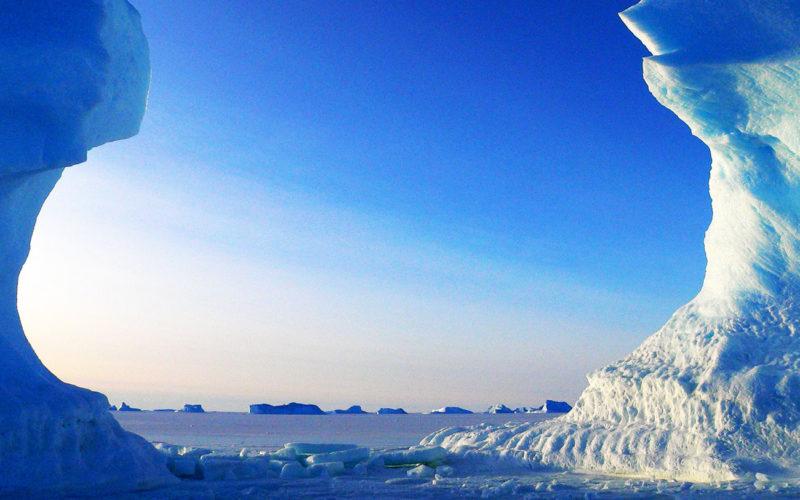 Diferencias entre el Polo Sur y el Polo Norte