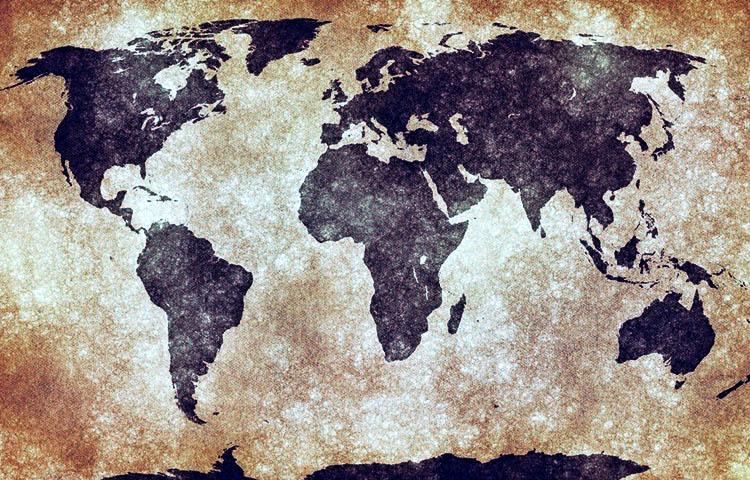 Diferencias entre pais y continente