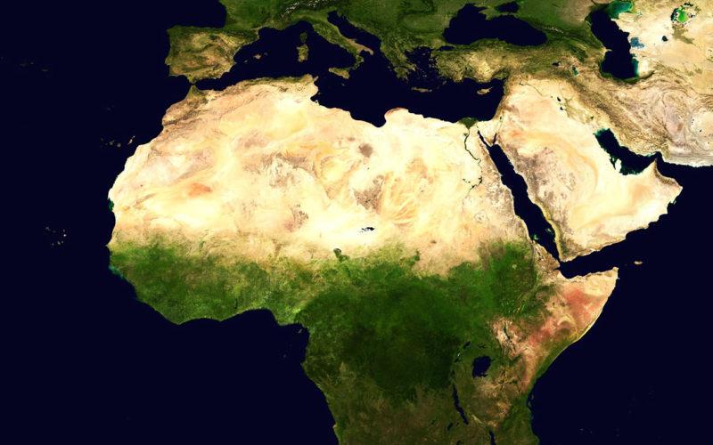 Diferencias entre subcontinente y continente