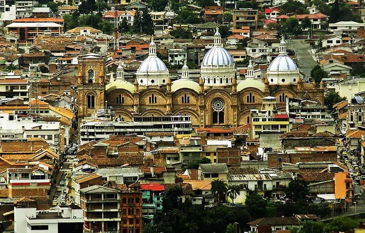 Cuál es el lema de la ciudad de Cuenca