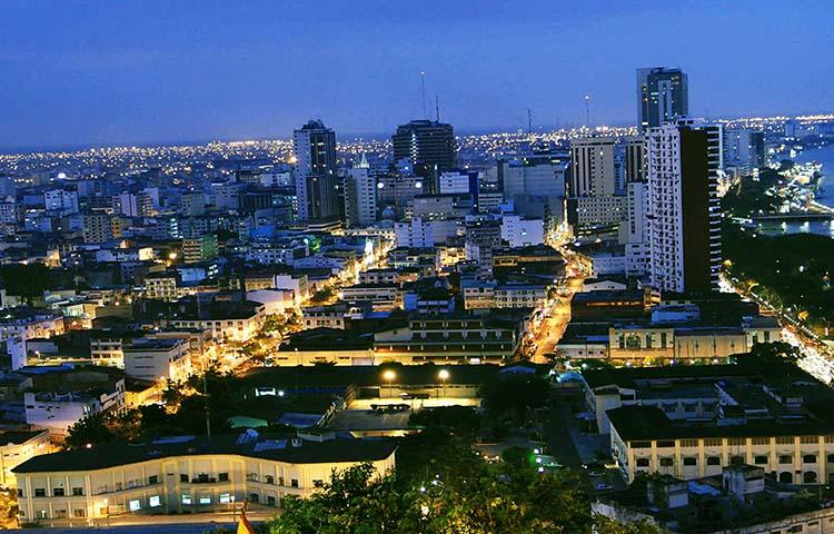Cuál es el lema de la ciudad de Guayaquil